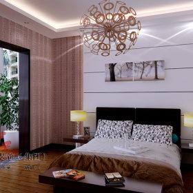 现代现代风格卧室设计案例展示
