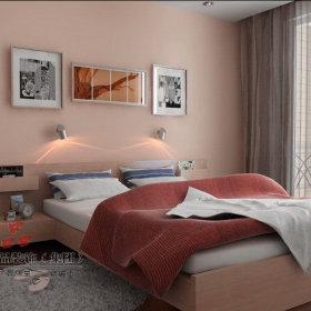 现代现代风格卧室设计案例