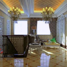 欧式欧式风格休闲区设计方案