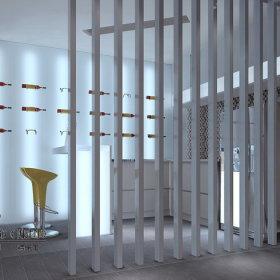现代现代风格酒吧设计方案
