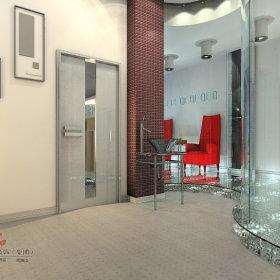 现代现代风格三居装修效果展示