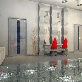 现代现代风格三居设计案例