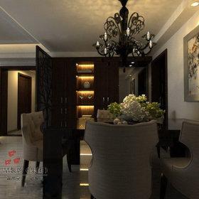 古典古典风格餐厅设计图
