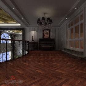 欧式欧式风格休闲区设计案例