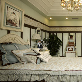 卧室别墅设计图