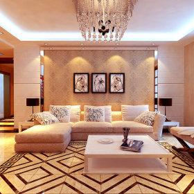 现代现代风格客厅背景墙沙发客厅沙发设计案例