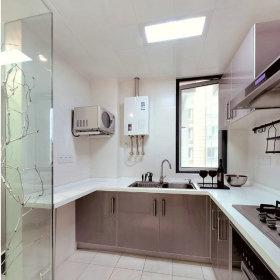 现代厨房设计案例展示