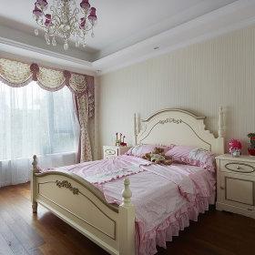 欧式欧式风格儿童房窗帘效果图