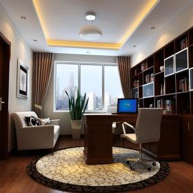 中式书房设计案例展示