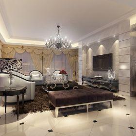欧式欧式风格客厅案例展示
