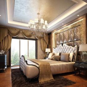欧式古典卧室设计案例展示