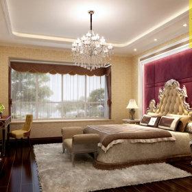 新古典古典卧室装修图