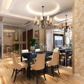 新古典古典餐厅设计案例