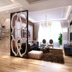 新古典古典客厅装修效果展示