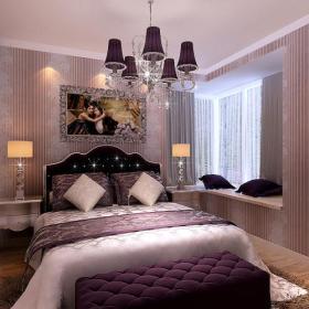 新古典古典卧室效果图