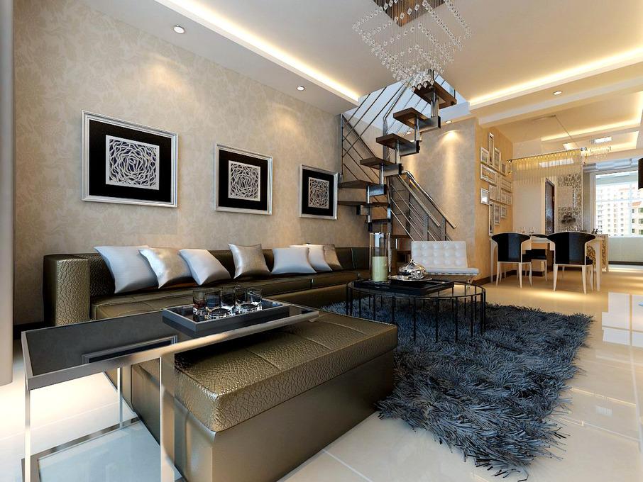 客厅电视墙花纹壁纸 餐厅背景墙弧形花纹壁纸 餐厅照片墙,刘太太温馨