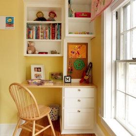 现代书房儿童房设计案例