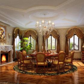 法式法式风格餐厅图片