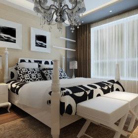 简约简约风格卧室设计图