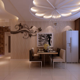现代简约现代简约简约风格现代简约风格餐厅设计案例展示
