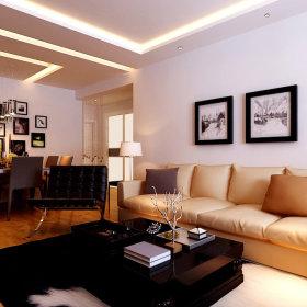 现代客厅设计案例展示