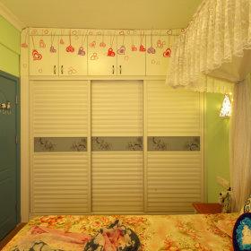 地中海卧室设计案例