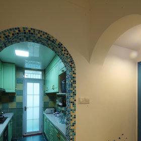 地中海厨房设计图