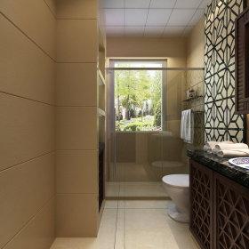 简约卫生间设计案例展示