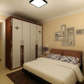 简约卧室装修案例