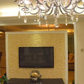 混搭客厅背景墙电视背景墙设计案例