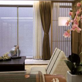 中式窗帘设计图