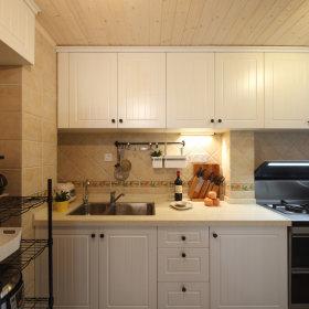 现代厨房装修效果展示