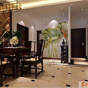 中式中式风格餐厅案例展示