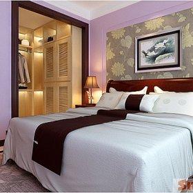 中式中式风格卧室设计图