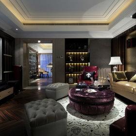 新古典古典新古典风格古典风格客厅效果图