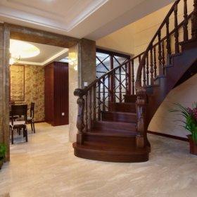 欧式欧式风格楼梯图片