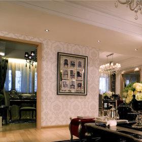 新古典古典客厅设计图