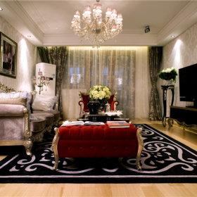 新古典古典客厅案例展示