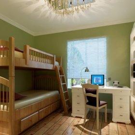 乡村风格卧室设计案例