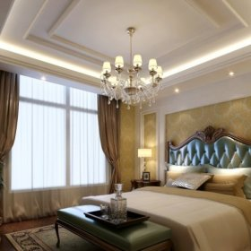 欧式欧式风格卧室案例展示