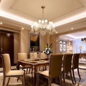 欧式欧式风格餐厅装修案例