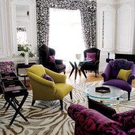 现代客厅案例展示