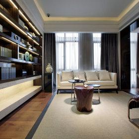 现代书房装修案例