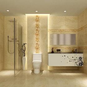 现代卫生间装修效果展示