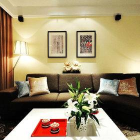 简约客厅图片