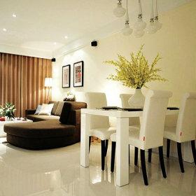 简约客厅设计方案