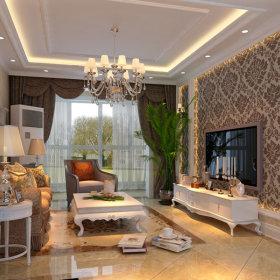 欧式欧式风格客厅装修案例