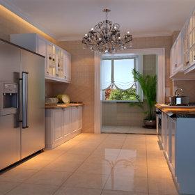 欧式欧式风格厨房设计图