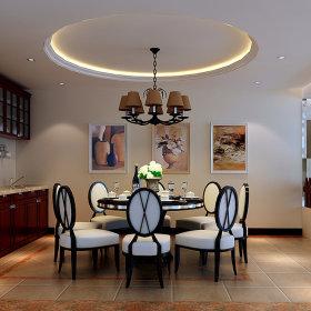 混搭混搭风格餐厅设计案例展示