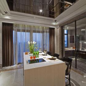 新古典古典新古典风格古典风格餐厅装修案例